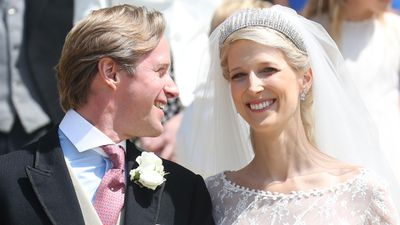 Pictures Of Royal Wedding.Royal Wedding 2019 All The Photos From Lady Gabriella