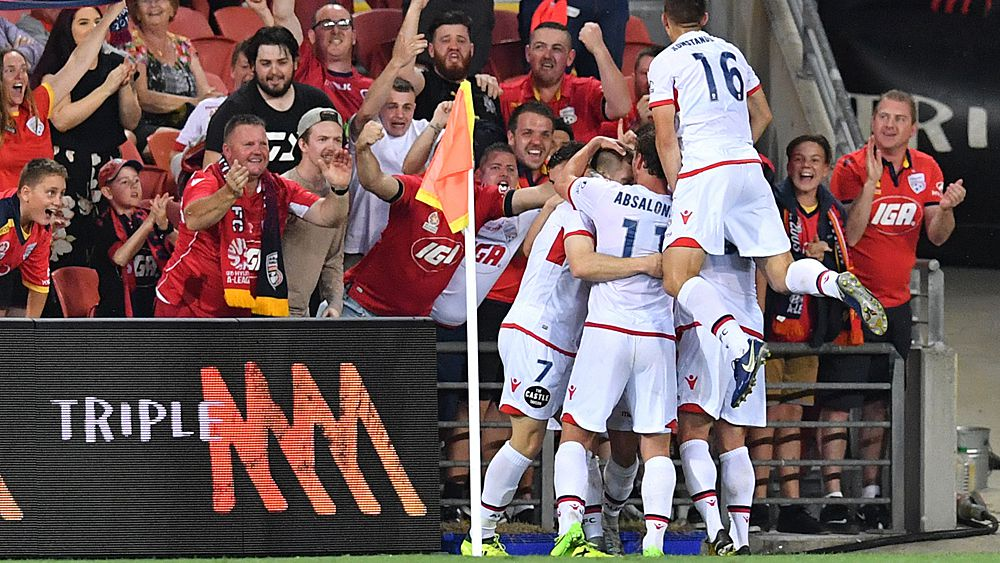 Adelaide stun Roar with A-League comeback