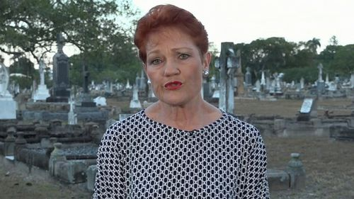 190617 Pauline Hanson government tax cuts plan refusal Federal politics news Australia NH