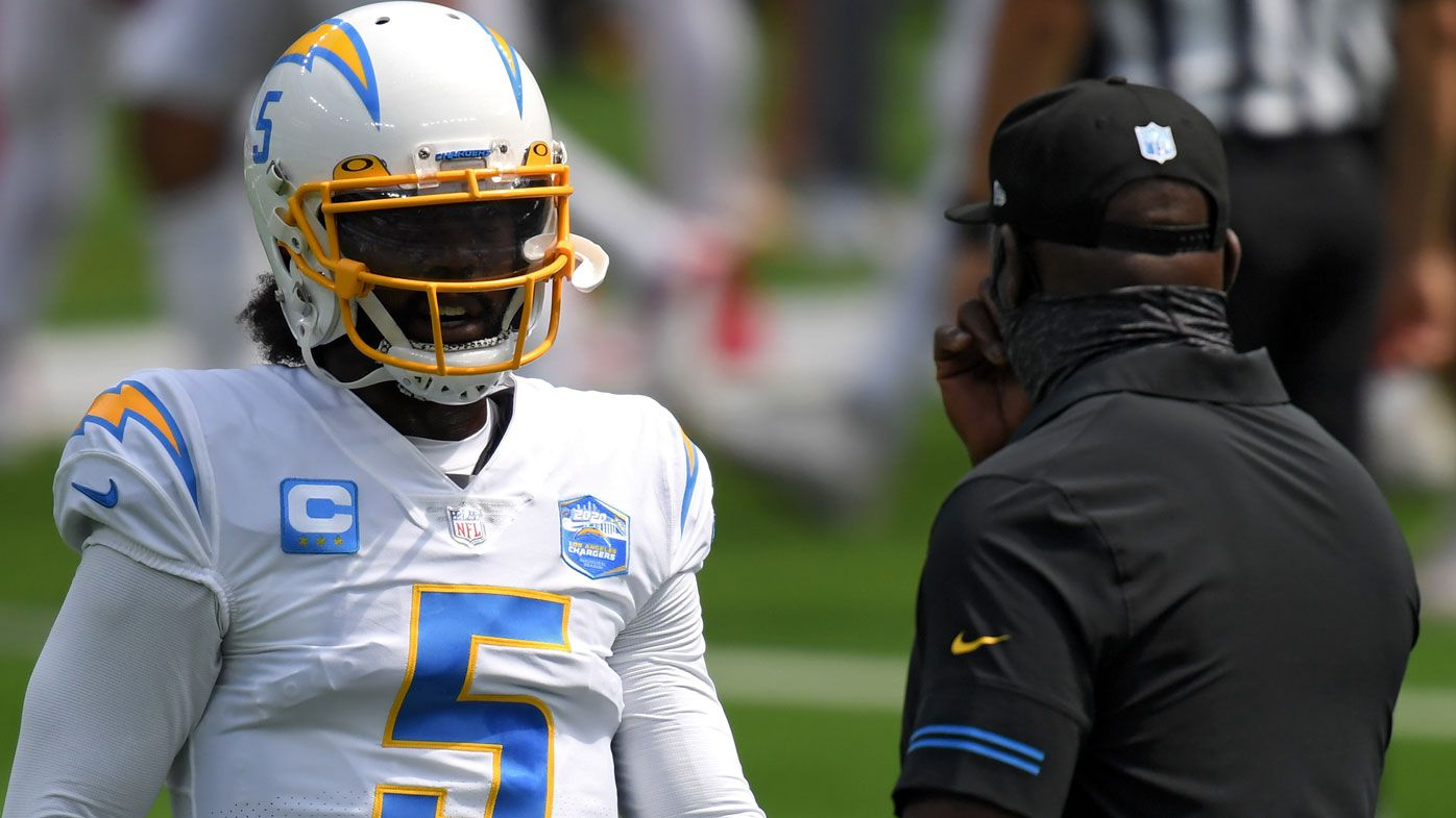 NFLPA investigates Chargers doctor over medical mishap involving Tyrod Taylor