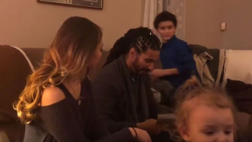 18-Year-Old Asks Her Stepdad to Adopt Her on Christmas Eve