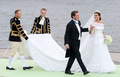 Princess Madeleine wedding