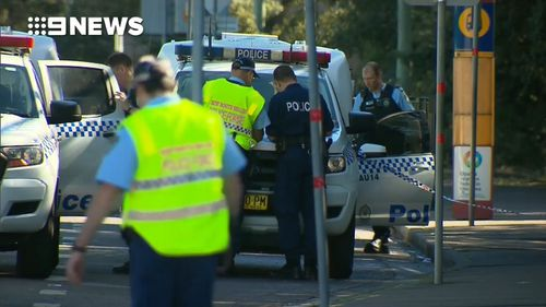 Police are investigating a fatal accident at Strathfield.