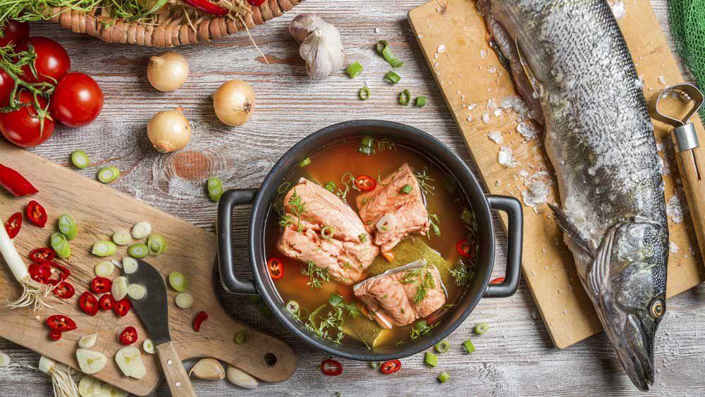 Sustainable seafood. Image: iStock