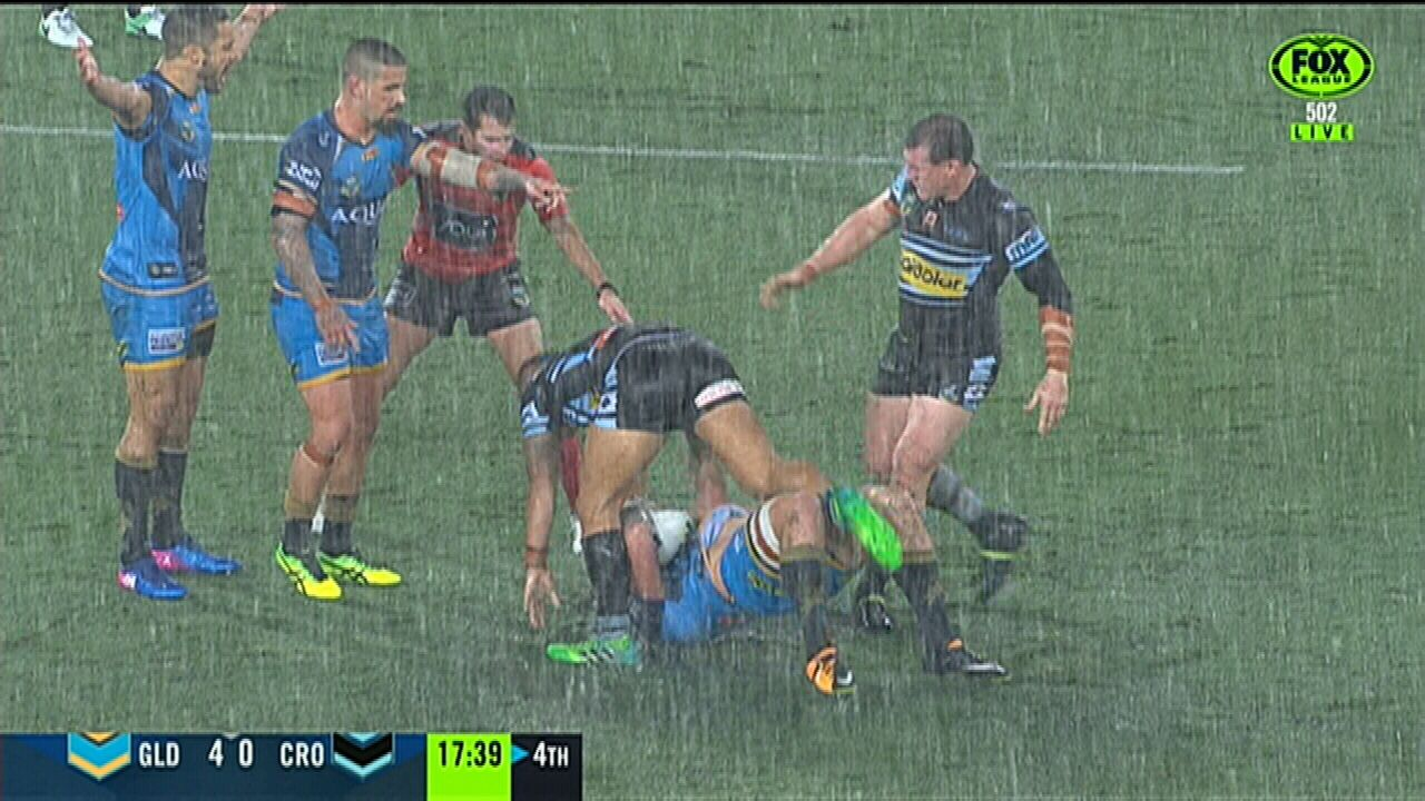 Horror conditions on the Gold Coast