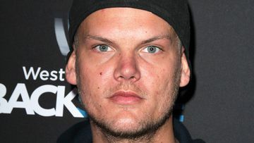 Avicii at the Grammys Radio Row Day 2 presented by Westwood One at the Staples Center in Los Angeles on February 13, 2016. (PA)