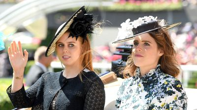 Why we see more of Princess Eugenie at royal events compared to Princess Beatrice