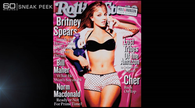 At the height of her pop powers, Britney Spears was one of the most photographed, and talked about, stars in the world.