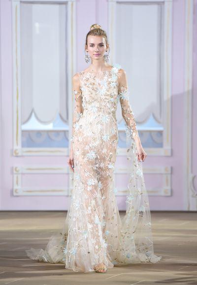 Ines Di Santo, Spring 2017, New York Bridal Fashion Week