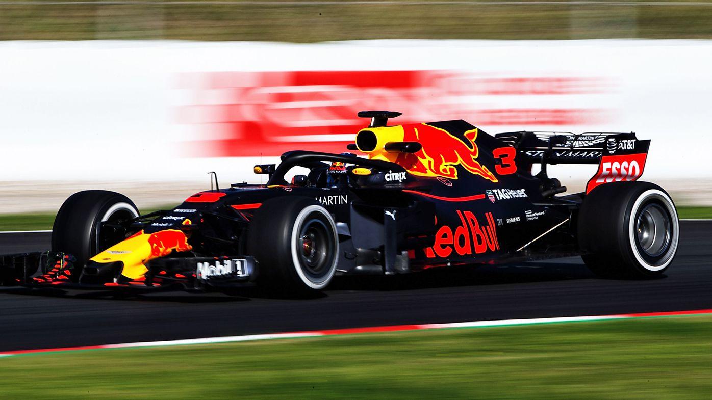 F1: Daniel Ricciardo sets fastest ever Barcelona track lap