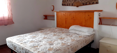 Mauro Morandi's apartment now has a kingsize bed