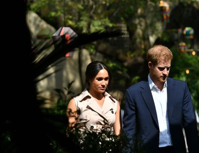 Harry and Meghan's documentary reporter: 'They're being driven out'