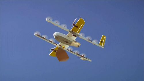 Residents opposed to the drone trial have raised concerns about noise and safety.