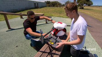 High-powered push to use drones in medicine