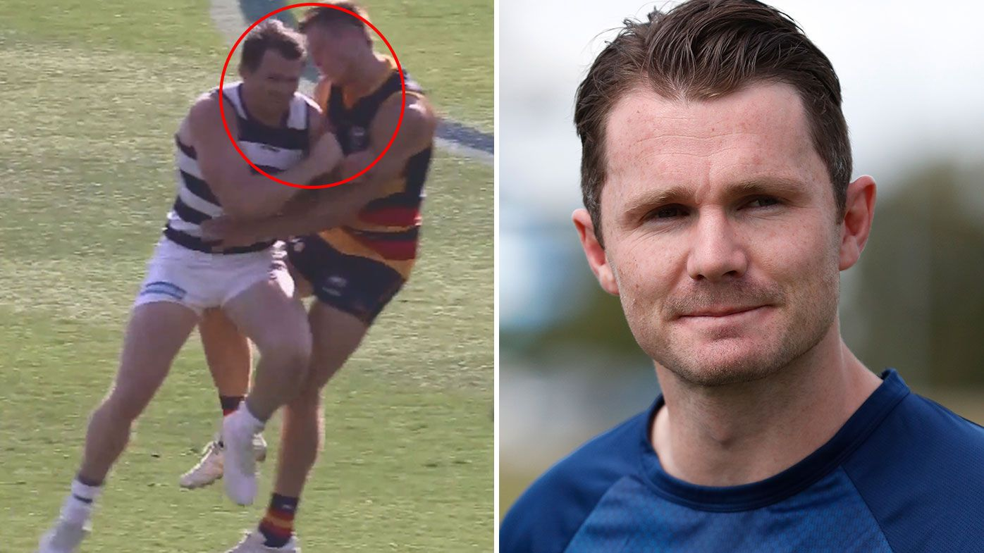Geelong Cats star Patrick Dangerfield suspended for three games by AFL tribunal for hit on Jake Kelly