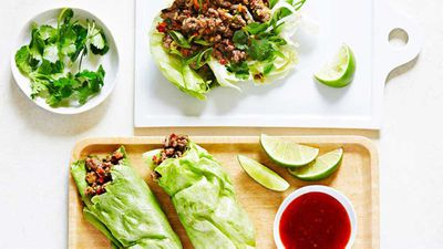"<a href=""http://kitchen.nine.com.au/2016/08/25/16/32/native-spicy-asian-style-lettuce-bowls"" target=""_top"">Dan Churchill's spicy asian-style lettuce bowls</a> recipe"