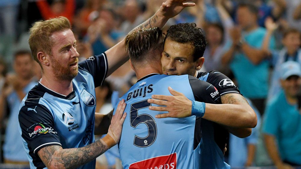 Lowe in awe of 'bloody good' Sydney FC