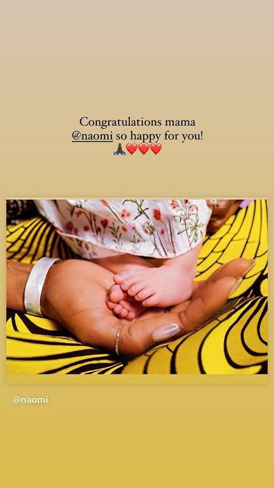 "South Sudanese-Australian model Adut Akech congratulated her ""mama"" on social media"