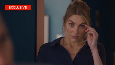 Exclusive: Kate Jenkinson and Alex Dimitriades reflect on their characters meeting