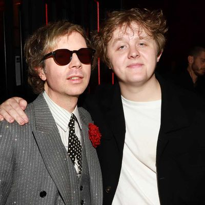 Beck and Lewis Capaldi