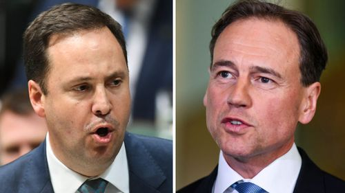 Trade Minister Steve Ciobo  and Health Minister Greg Hunt have thrown their support behind Peter Dutton.