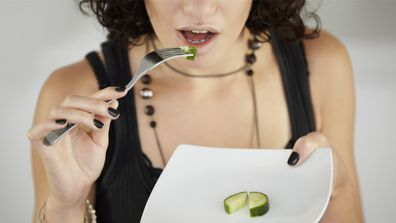 Picky eaters: parents need to be equipped to discuss important health issues such as eating disorders, say experts. Image: Getty