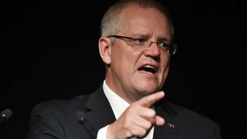 Scott Morrison has pledged to strip terrorists of their citizenship.