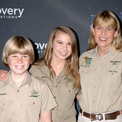 The Irwins do a reality series about their unusual life