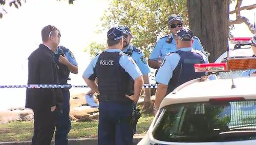 Ms Haddad was a mining executive from Brazil who was living in Ryde. (9NEWS)