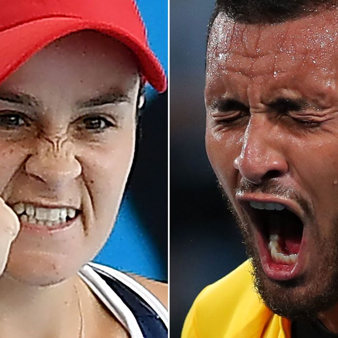 How Nick Kyrgios can do Ashleigh Barty a big favour at the Australian Open