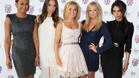 The Spice Girls reunited