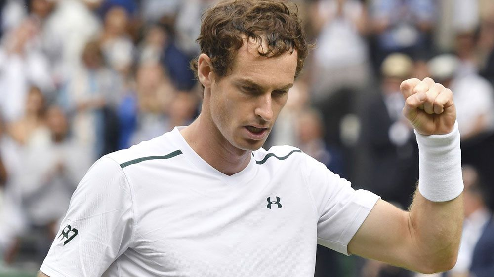 Andy Murray and Rafael Nadal cruise into Round 3 at Wimbledon