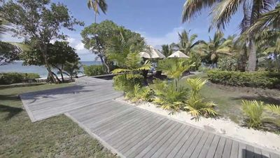 Hotel review: VOMO Island Resort Fiji, luxury with family at heart