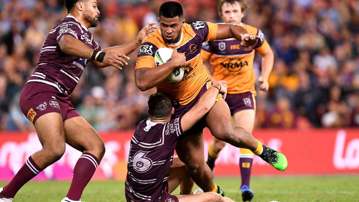'He's nearly bulletproof in that environment': Phil Gould endorses Broncos' Payne Haas for State of Origin feature