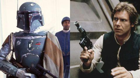 Boba Fett Han Solo
