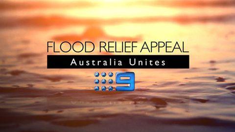 Nine to air special flood News presentation 9.30pm tonight