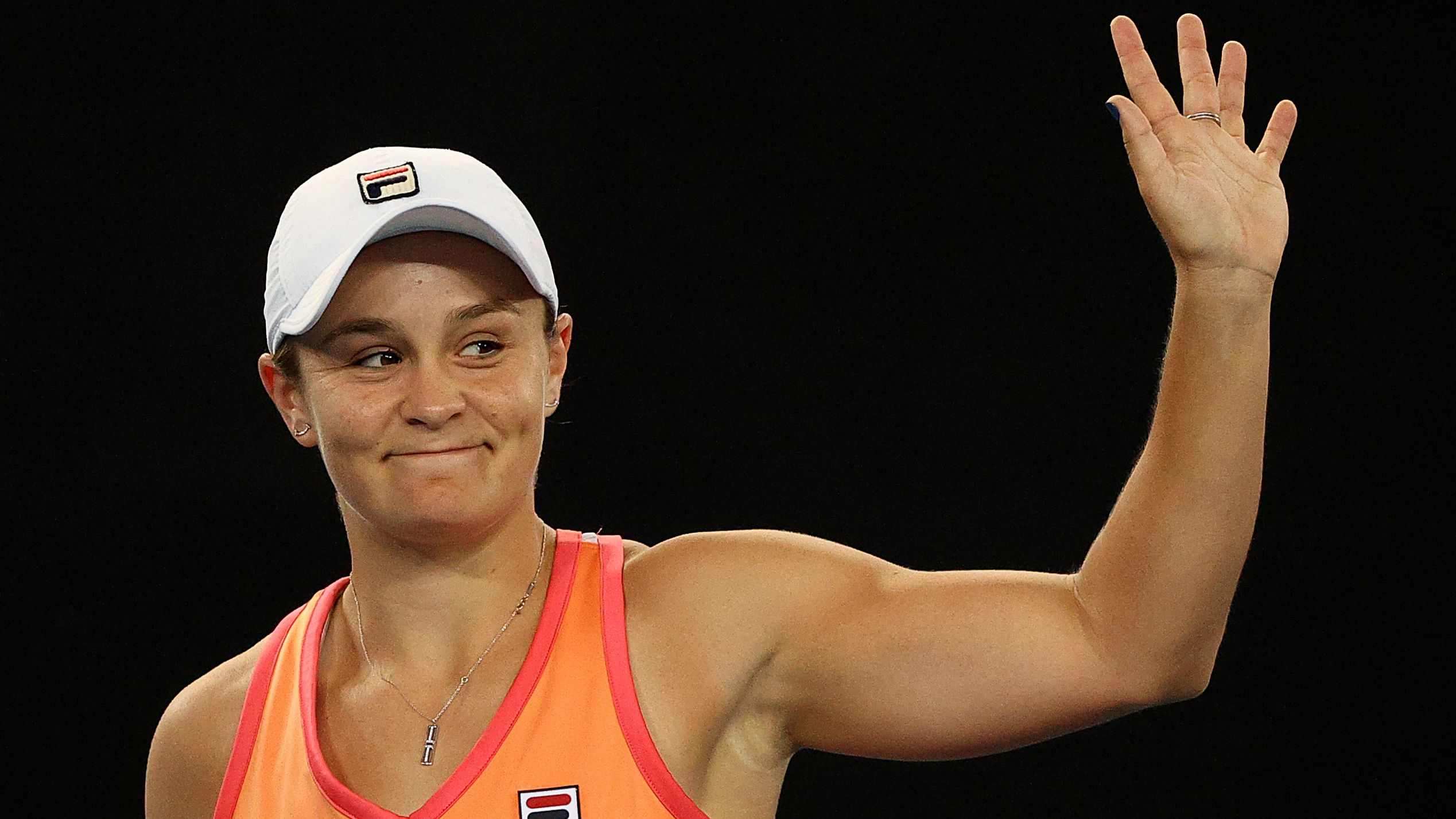 Aussie ace Ash Barty still shaking off the rust as she beats American Shelby Rogers in tie-break