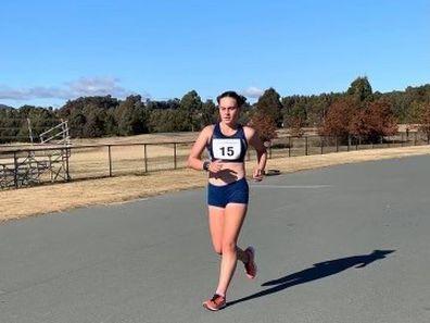 Olympic athlete Bec Henderson