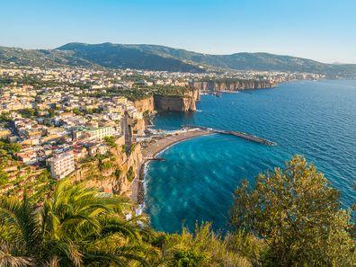 Amalfi Coast - Sorrento