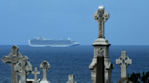 Coronavirus Australia: 200 Ruby Princess crew members with virus symptoms