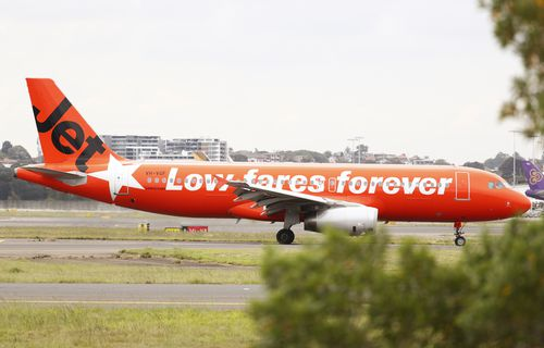 Low-cost carrier Jetstar is the other main player in the Australian airline market.