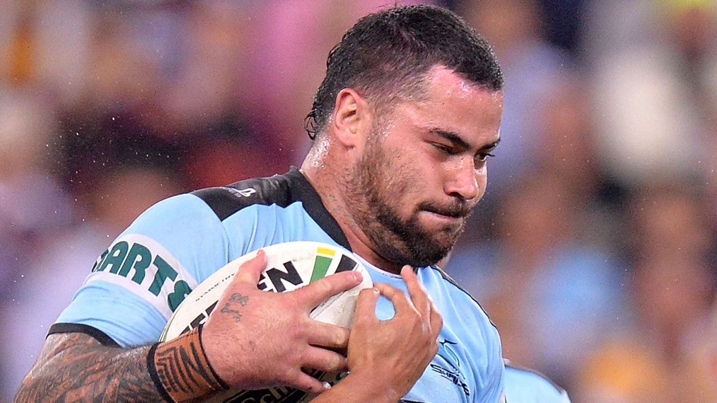 'Last time not eating Subway': Upset stomach claims Fifita as coach rips peformance
