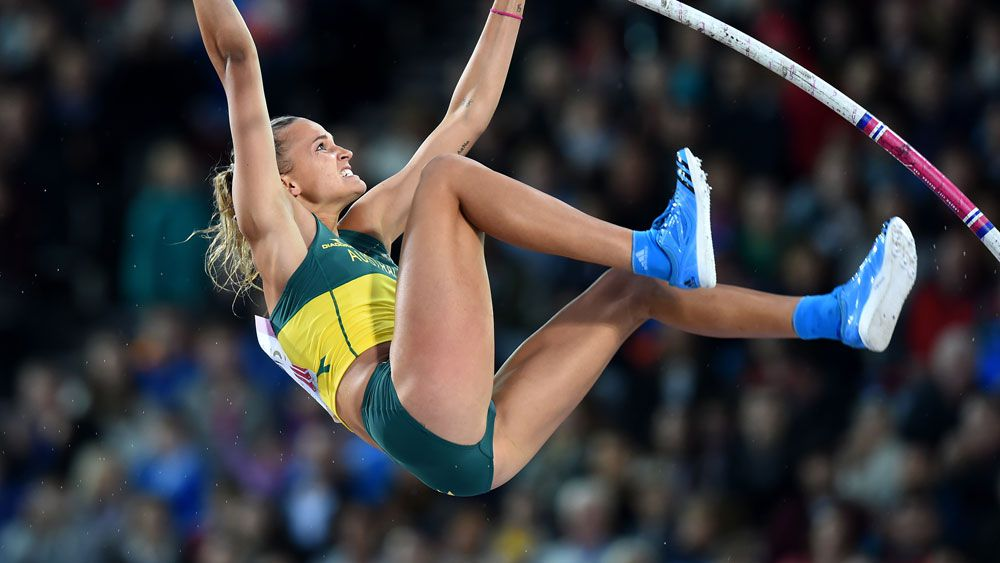 Parnov's Olympic pole vault dream in doubt