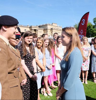 Duke of Edinburgh Awards, May 2019