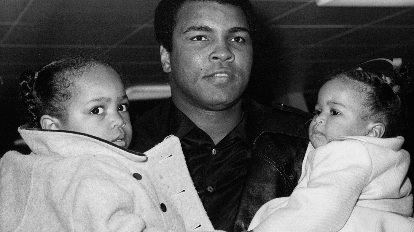How Laila Ali stood up to her father Muhammad Ali to become a world champion boxer