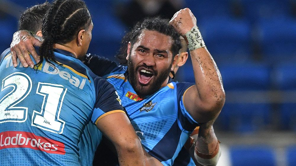 Konrad Hurrell and David Nofoaluma the surprise selections in RLPA team of the year