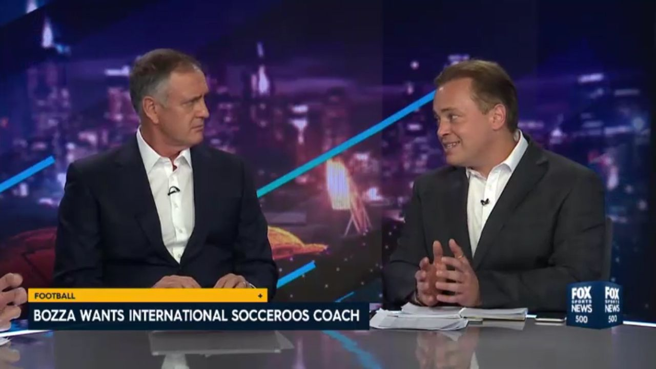 Bosnich wants international gun for Socceroos
