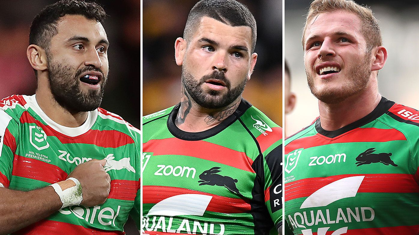 Rabbitohs 2014 grand final heroes reveal role they've carved for themselves ahead of Panthers clash