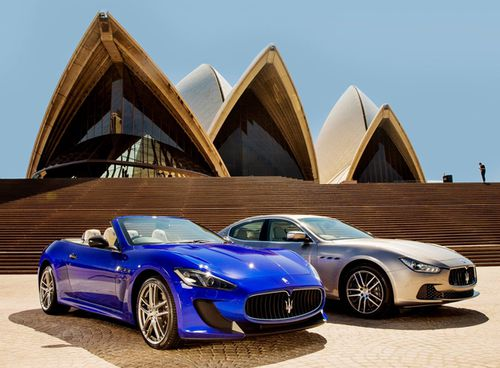 The future of sports cars is still up in the air. (Maserati)