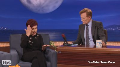 Sharon Osbourne gets very candid about sex life with Ozzy Osbourne